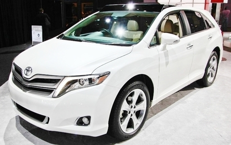 2020 Toyota Venza Redesign Cars Release Sc