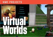 NMC Virtual Worlds   The New Media Consortium   21st century learning   Scoop.it