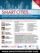 Smart Cities Canada Summit - Toronto, Ontario | Smart Cities Strategies | Scoop.it