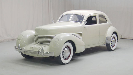 """The five most striking classic cars ever 