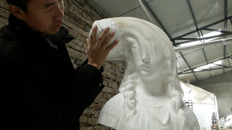 Chinese sculptor stretches paper and imagination with his carvings | The Guardian | Kiosque du monde : Asie | Scoop.it