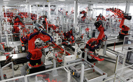 New Wave of Deft Robots Is Changing Global Industry | VIM | Scoop.it