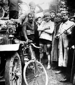 Voici le vainqueur du premier Tour de France de l'histoire - Gentside | GenealoNet | Scoop.it