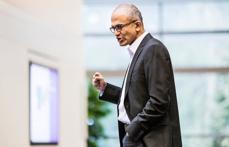 With New Chief, Microsoft's New Mantra Is 'Innovation,' Over and Over - NYTimes.com | Innovation Articles fresh, inspiring and rehashed | Scoop.it