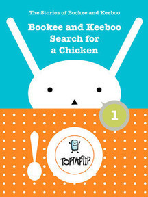 """""""Bookee and Keeboo Search for a Chicken"""", new free ebook for iBooks produced by @booqlab TopTapTip.com 