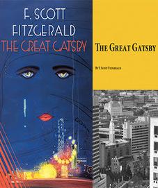 The Great Gatsby Pdf F Scott Fitzgerald Te