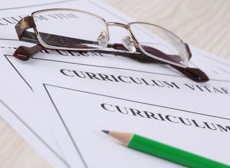 Así es el Currículum perfecto en la actualidad, según los expertos en selección | Formación y Desarrollo en entornos laborales | Scoop.it