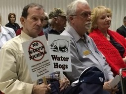 Opponents Want Marvin Nichols Reservoir Out Of State Water Plan | Trinity River Basin | Scoop.it