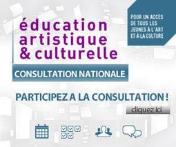 Projet politique / Consultation éducation artistique et culturelle / Politiques ministérielles / Accueil / www.culturecommunication.gouv.fr / Ministère - Ministère de la culture | Mecenat World | Scoop.it