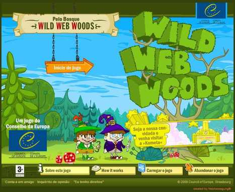 Through the Wild Web Woods - A game by the Council of Europe based on the Internet Literacy Handbook | Segurança na Internet | Scoop.it