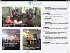 Learning and Teaching with iPads: iPad PLN at Corpus Christi Cranebrook | Techy Classroom | Scoop.it