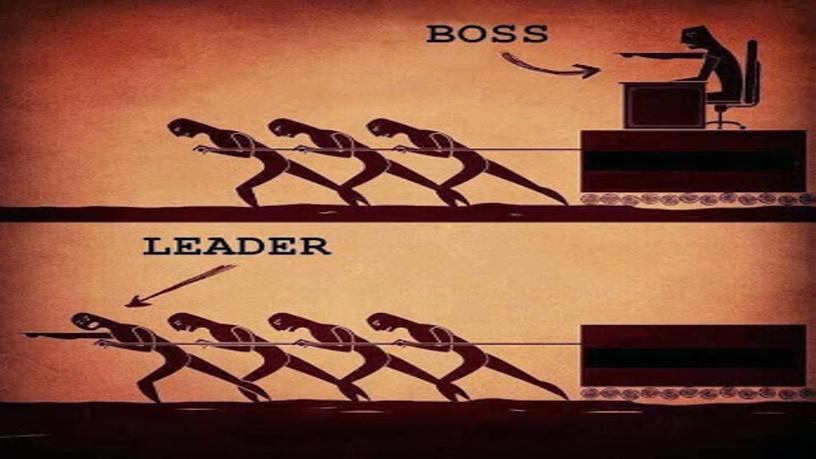 principle of one boss