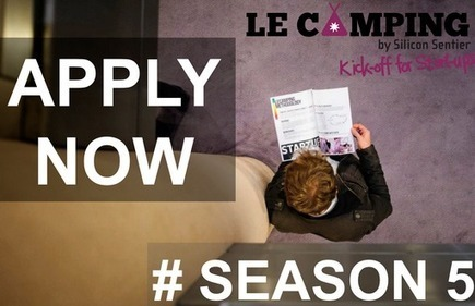 JOIN NOW LE CAMPING SEASON 5 | La Cantine Toulouse | Scoop.it