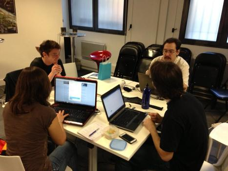 ISAC MoonVille SpaceApps_Tlse | La Cantine Toulouse | Scoop.it