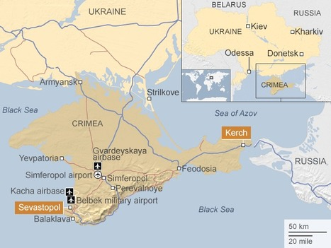"""Ukraine 'planning Crimea withdrawal' 