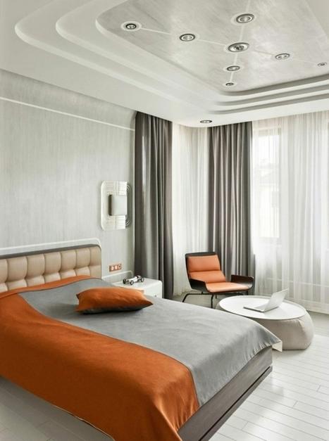 des faux plafond pltre pour chambre coucher plafond platre - Platre Plafond Chambre A Coucher