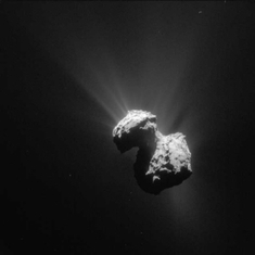 Historic Rosetta Mission to End with Crash into Comet | Physics as we know it. | Scoop.it