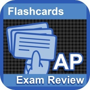 AP Exam Review Flashcards | Edtech PK-12 | Scoop.it