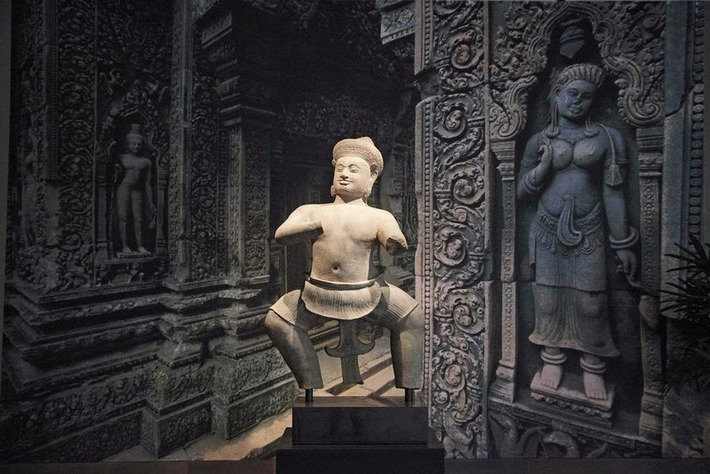 Study reveals global criminal trafficking network for ancient Cambodian art | The Archaeology News Network | Kiosque du monde : Asie | Scoop.it