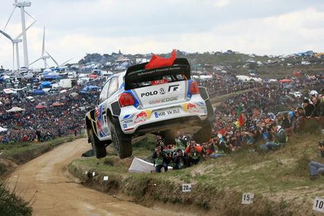Vodafone Rally de Portugal no Norte em 2015 | Bolso Digital | Scoop.it