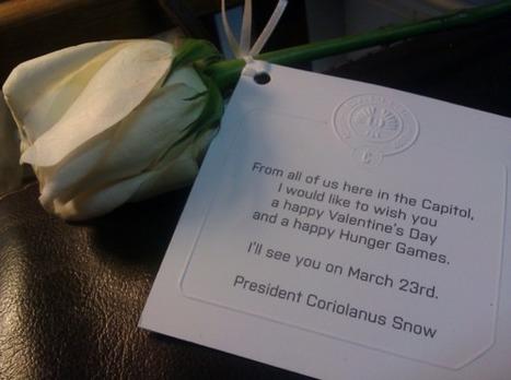 'The Hunger Games' Cross MediaCampaign | Digital Marketing Buzz | Scoop.it