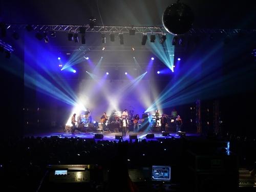 [Photos] Le Concert 2012 Des Voix et des Toits pour Haïti - Angers Amphitea