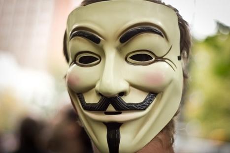 Anonymous appelle aux rassemblements du 21 avril pour une démocratie réelle | Indigné(e)s de Dunkerque | Scoop.it