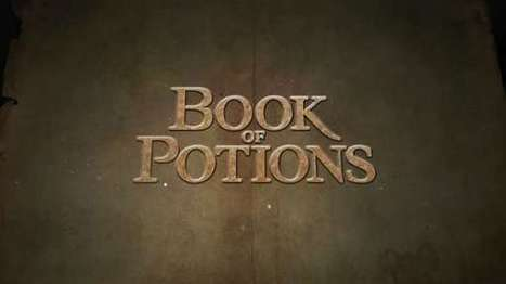 Video: Harry Potter Wonderbook: Book of Potions by J.K. Rowling for PS3 first trailer - SnitchSeeker.com | Pottermore | Scoop.it