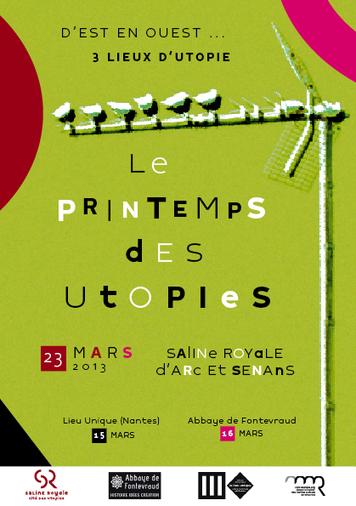 LE PRINTEMPS DES UTOPIES Dole - Idée de sortie à Dole - Local.fr | Veille en vrac | Scoop.it