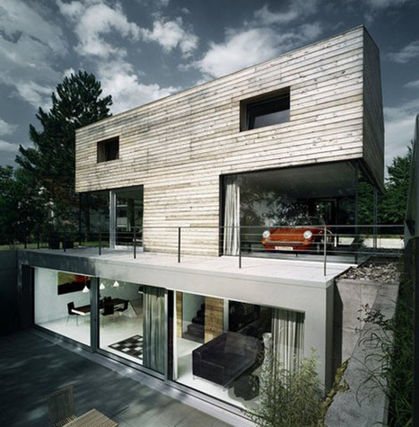 TBONE House by Coast Office Architecture | Top CAD Experts updates | Scoop.it
