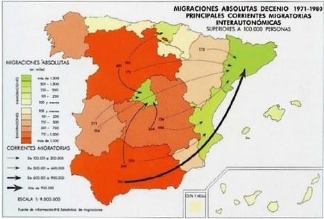 Blog sobre Geografía de España. | Historia y Mapas | Scoop.it