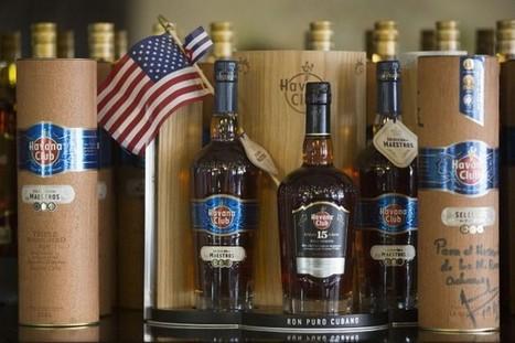 Cuba pourra vendre son rhum HavanaClub aux États-Unis | États-Unis | Rhums et Bières | Scoop.it