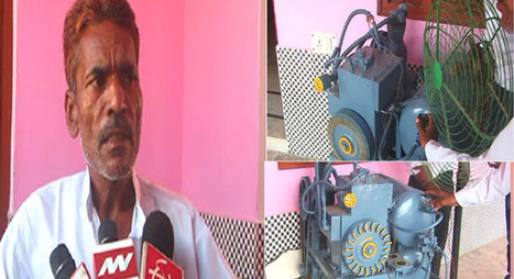 Mechanic Hamid invented an engine that uses air as fuel | Cool Future Technologies | Scoop.it