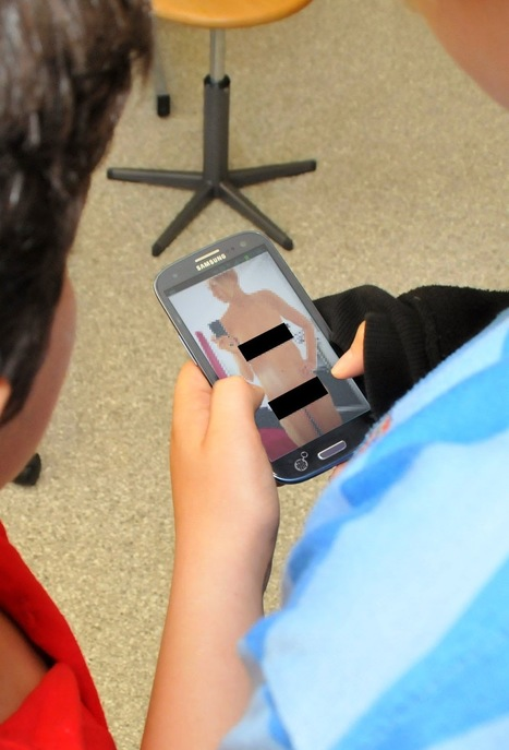 iDevice in the Mountains: Teenagers Sexting - What Is Your School Doing About It? | Digital Directions in Education | Scoop.it