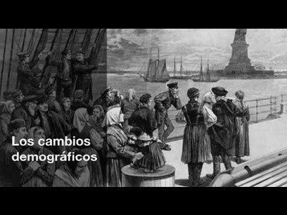 Los cambios demográficos de la revolución industrial | GEOGRAFIA SOCIAL | Scoop.it