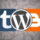 WordPress vs. Tumblr vs. Blogger   Marketing Tools   Scoop.it