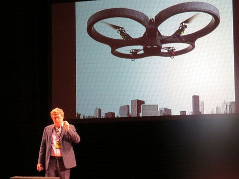 First Drone Conference Takes Off | Technoscience and the Future | Scoop.it