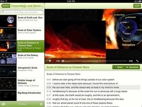 Khan Academy Enters Next Era With iPad App | Curtin iPad User Group | Scoop.it