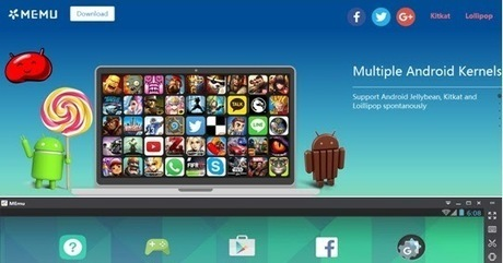 Play Pokemon GO on PC with MEmu Android Emulato