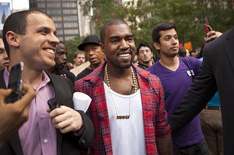 Estrellas del cine y la música manifiestan apoyo a indignados en Wall Street | We are the 99% | Scoop.it