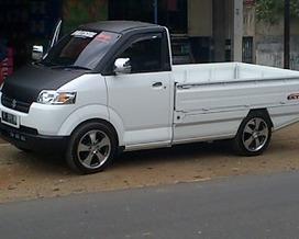 Modifikasi Mobil Pick Up Mega Carry 1 5 Grand M