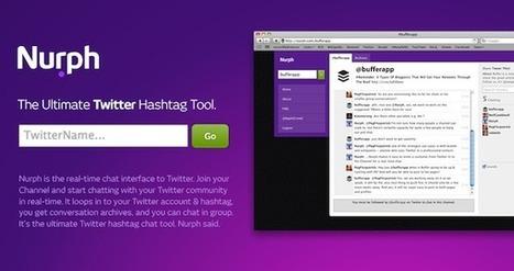 10 outils pour transformer votre expérience de Twitter. | Pratique et Twitter | Scoop.it