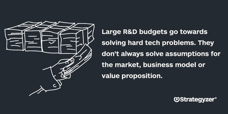 Why R&D Is Not Business Model Innovation | Business DNA | Scoop.it