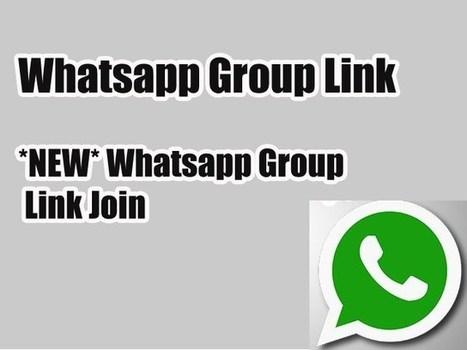 Whatsapp Group Link   *NEW* Whatsapp Group Link