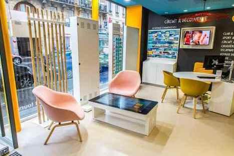 Thomas Cook et Brio mettent le numérique et la collaboration au coeur de la relation client en agence physique | Retail Design Review | Scoop.it