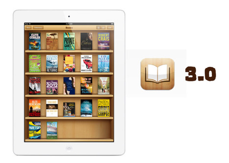 iBooks 3.0 To Come Along With iPad Mini? | Mobile & Apps | Gadget Shopper and Consumer Report | Scoop.it
