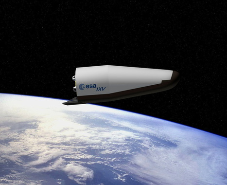Europe to Launch Robotic Space Plane Prototype in November | leapmind | Scoop.it