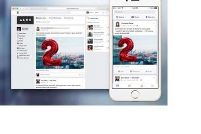 Facebook at work, réseau social d'entreprise | EASI-ie (intelligence économique et stratégique) | Scoop.it