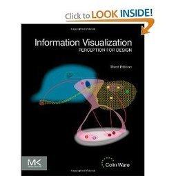 Amazon.com: Information Visualization, Third Edition: Perception for Design (Interactive Technologies) (9780123814647): Colin Ware: Books   world of data   Scoop.it