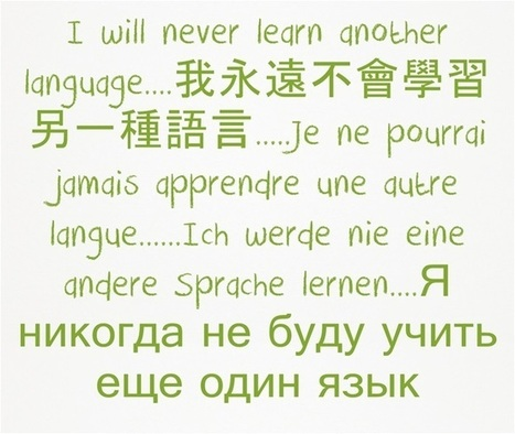 5 Surprising Ways You're Sabotaging Your Language Learning   Learning technologies for EFL   Scoop.it